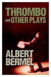 Cover of: Thrombo And Other Plays