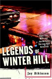 Cover of: Legends of Winter Hill | Jay Atkinson