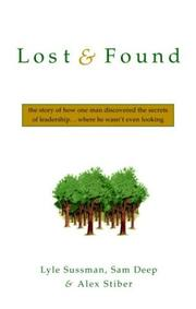 Cover of: Lost & found