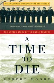 Cover of: A Time to Die