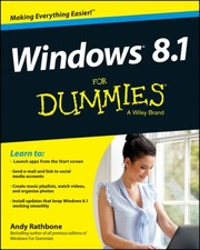 Cover of: Windows 81 For Dummies