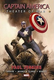 Cover of: Captain America Theater At War