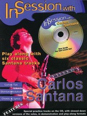 Cover of: In Session with Carlos Santana