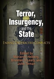 Cover of: Terror Insurgency And The State Ending Protracted Conflicts
