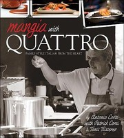 Cover of: Mangia With Quattro Familystyle Italian From The Heart