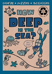 Cover of: How Deep Is The Sea