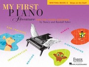Cover of: My First Piano Adventure For The Young Beginner