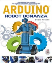 Cover of: Arduino Robot Bonanza