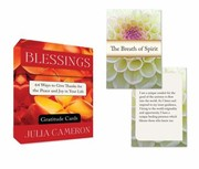 Cover of: Blessings Gratitude Cards