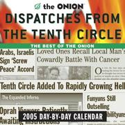 Cover of: The Onion Dispatches from the Tenth Circle