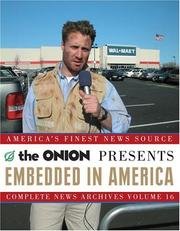 Cover of: Embedded in America