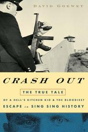 Cover of: Crash Out | David Goewey