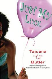 Cover of: Just my luck