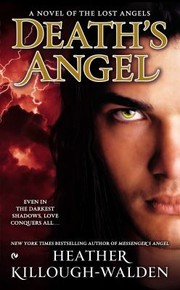Cover of: Deaths Angel A Novel Of The Lost Angels |