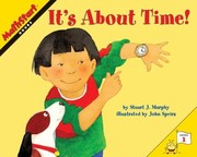 Cover of: Its About Time