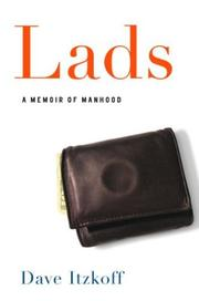 Cover of: Lads | Dave Itzkoff