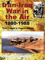 Cover of: Iraniraq War In The Air 19801988