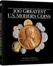 Cover of: 100 Greatest Us Modern Coins