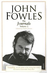 Cover of: Journals, Vol. II