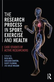 Cover of: Research Process In Sport Exercise And Health Case Studies Of Active