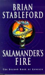 Cover of: Salamander's Fire