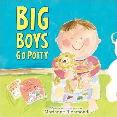Big Boys Go Potty by