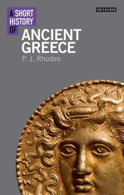 Cover of: A Short History of Ancient Greece