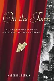 Cover of: On the Town