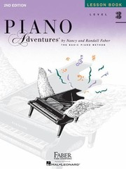 Cover of: Piano Adventures A Basic Piano Method Level 3b
