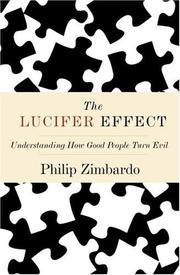 Cover of: The Lucifer Effect