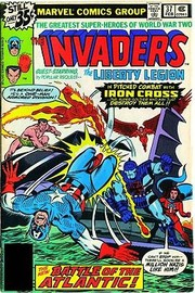 Cover of: The Invaders Classic