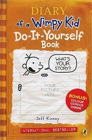 Cover of: Diary Of A Wimpy Kid Doityourself Book