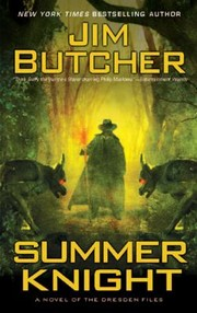 Cover of: Summer Knight A Novel Of The Dresden Files