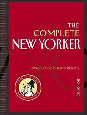 Cover of: The Complete New Yorker |