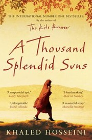 Cover of: Thousand Splendid Suns Epz Ed