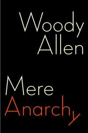 Cover of: Mere Anarchy