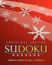 Cover of: Sudoku Puzzles  Christmas Edition Medium to Hard