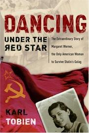 Cover of: Dancing under the red star | Karl Tobien