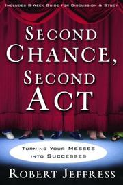 Cover of: Second chance, second act