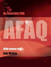 Cover of: An Anarchist Faq