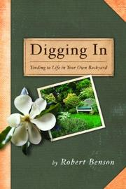 Cover of: Digging In