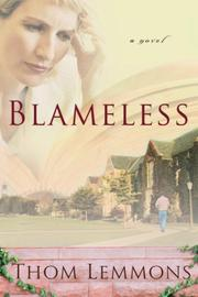 Cover of: Blameless