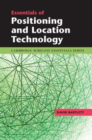 Cover of: Essentials Of Positioning And Location Technology