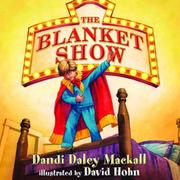 Cover of: The Blanket Show (Dandilion Rhymes)