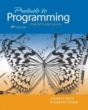 Cover of: Prelude To Programming Concepts And Design