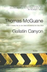 Cover of: Gallatin Canyon (Vintage Contemporaries)