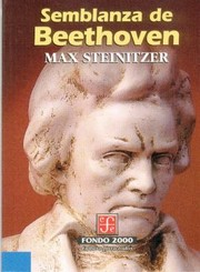 Cover of: Semblanza De Beethoven Portrait Of Beethoven