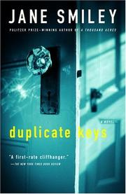 Cover of: Duplicate keys
