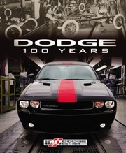 Cover of: Dodge 100 Years
