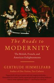 Cover of: The Roads to Modernity | Gertrude Himmelfarb